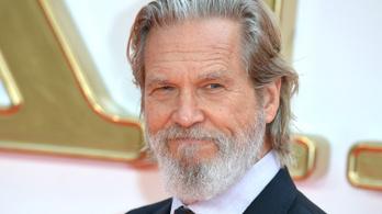 Jeff Bridges szerint a rák egész kellemes a koronavírushoz képest