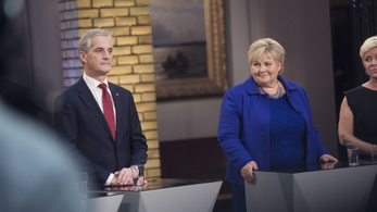 Kormányváltás Norvégiában, a szociáldemokraták váltják a konzervatívokat