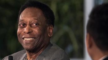 Pelé egy-két napon belül elhagyhatja az intenzív osztályt