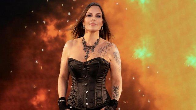 Elkészült Anette Olzon második szólólemeze, a Strong