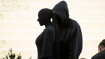 Kim Kardashian dementorként jelent meg a Met-gálán