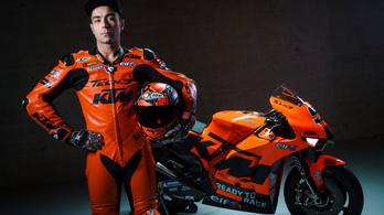 A Dakaron folytathatja a MotoGP-ülését vesztett Petrucci