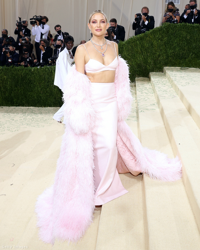 Kate Hudson ezúttal is egy figyelemreméltó ruhát öltött magára