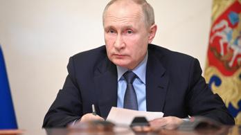 Valaki megfertőződött, önkéntes karanténba vonul Vlagyimir Putyin