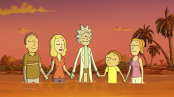 A Rick és Morty még mindig a legjobb dolog, amit valaha alkottak
