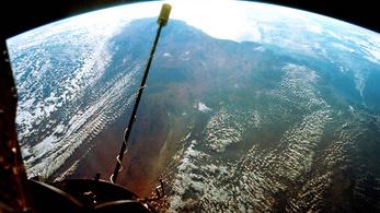 55 éve, hogy magassági rekordot döntött a Gemini–11
