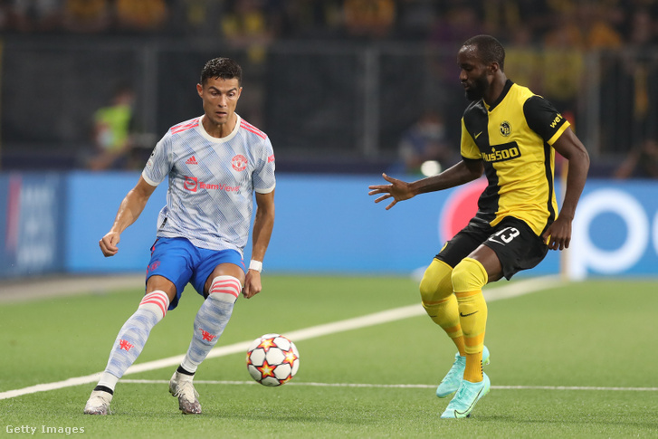 A két gólszerző, Ronaldo és Ngamaleu csatája