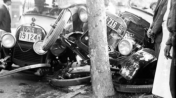 Mitől egyre biztonságosabbak az autók?
