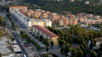 A magyarok meghatározó része túlméretezett ingatlanokban él