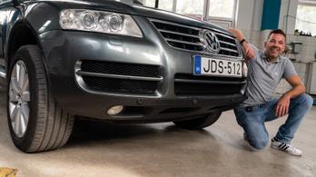 MűhelyPRN: Volkswagen Touareg 2.5 R5 TDI - 2004.