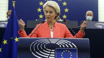 Ursula von der Leyen: Bizonyos tagországokban vannak aggasztó fejlemények