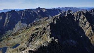 Tökéletes panoráma kora ősszel a Tengerszem-csúcson