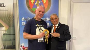 Magyar aranyérem a sajtvilágbajnokságon