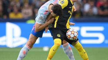 A Manchester United kapitánya szerencséről beszél a vereség után
