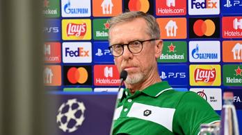 Peter Stöger terveiben már nem szerepel a németországi visszatérés