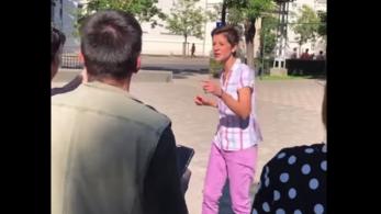 Szél Bernadett rappelve kampányolt, mert a nyolcban azt sokan szeretik