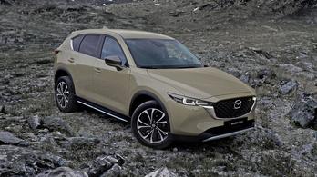 Átalakul a Mazda CX-5