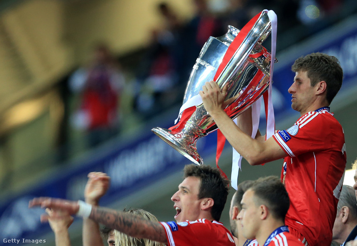 2013-ban és 2020-ban is BL-t nyert a Bayernnel