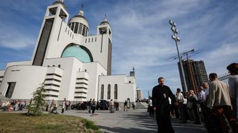 Templomot épít az ukrán görögkatolikus egyház Budapesten