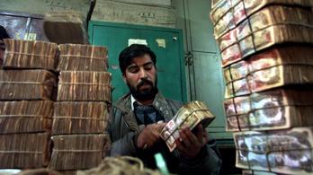 A törvénytelen pénzmozgásokat nem vizsgálják tovább Afganisztánban