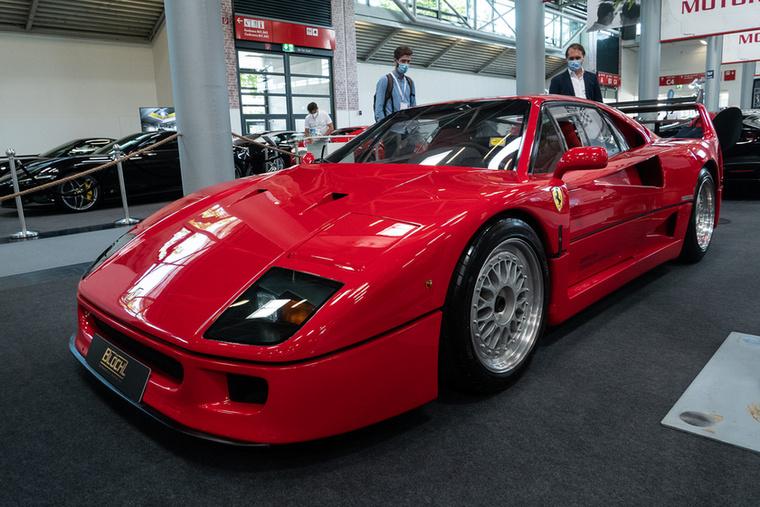 Örök álomautó a Ferrari F40, nem akarok úgy meghallni, hogy nem vezettem