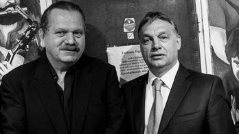 Orbán Viktor búcsúzik Póka Egontól