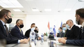 Szorosabbra fűzi a szálakat a kormány Szlovéniával