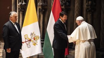 Kiderült, miről beszélt Ferenc pápa Orbán Viktorral és Áder Jánossal