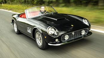 Amikor az egymillió dolláros Ferrari olcsó