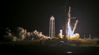 Első alkalommal indultak Föld körüli pályára kizárólag amatőr űrhajósok