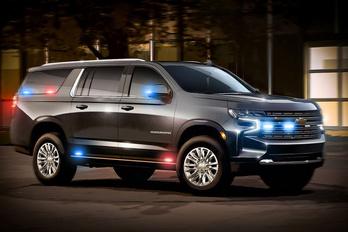Páncélozott Chevrolet terepjárókat vesz az amerikai külügy