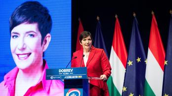 Dobrev Klára: Ha nem lesz rendszerváltás, Orbán Viktor három hónap múlva visszajön