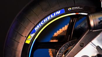 A Michelin marad a MotoGP gumiszállítója