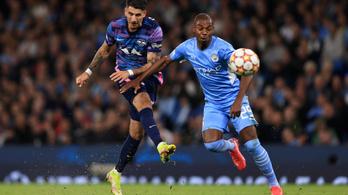 Guardiola szerint Szoboszlaiék klubja jó üzenet a futballnak