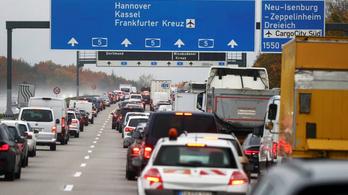 Egyre több autót használnak Németországban