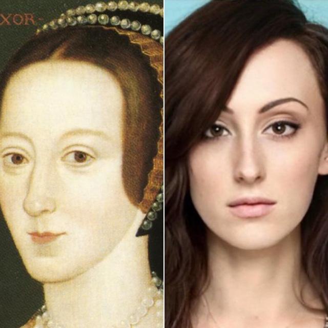 Így nézne ki ma Boleyn Anna és VIII. Henrik: történelmi személyek 21. századi arcát mutatja meg a művész