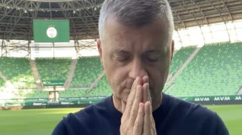 Kubatov Gábor szinte könyörögve kéri a szurkolókat valamire