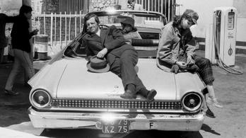 Belmondo, a szenvedélyes autóőrült