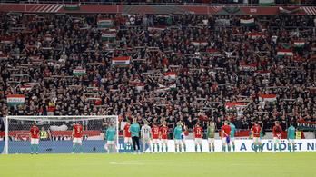 Magyarország három helyet visszacsúszott a FIFA-világranglistán