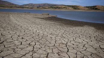 Immár közel egy hónapig van extrém hőség évente