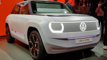 Még négy év, és jön az olcsó villany-VW