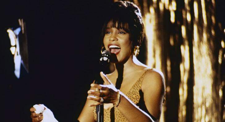 Whitney Houston a Több mint testőr című filmben