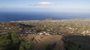 Hatalmas vulkánkitörésre figyelmeztetnek a Kanári-szigeteken