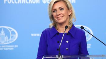 A Kreml dühös, beavatkozással vádolja az Európai Uniót és az Egyesült Államokat