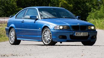 Szerelem: BMW 330Ci Clubsport SMG – 2002.