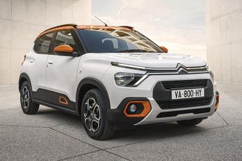 New C3: új, olcsó népautó a Citroëntől