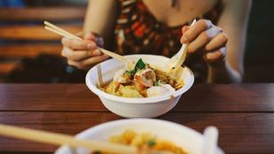 Ez a gyorsan összedobható pad thai izgalmas és egészséges ebéd lesz