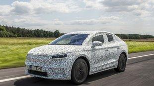Ilyen lesz a Škoda Enyaq Coupé iV