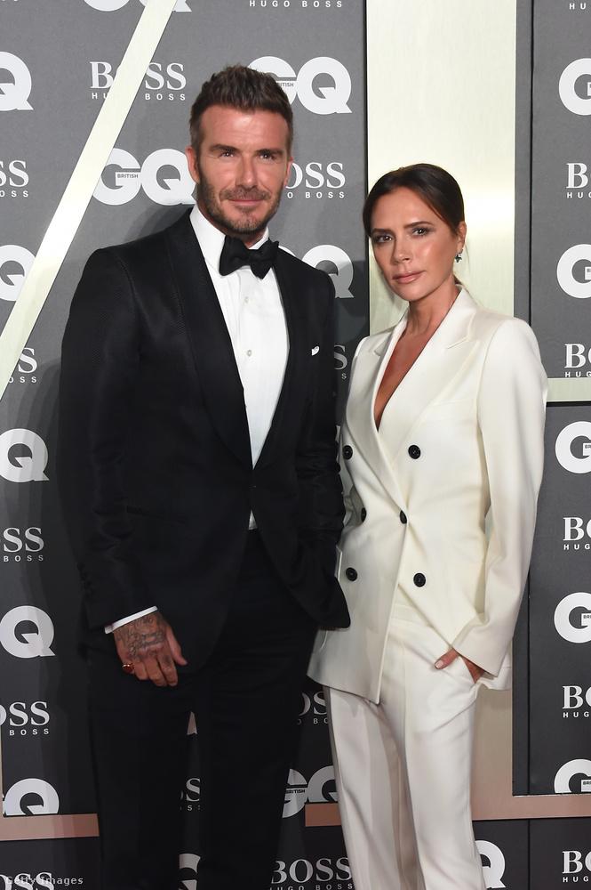 Victoria Beckham még 1999-ben ment feleségül a Manchester United legendájához, Davidhez