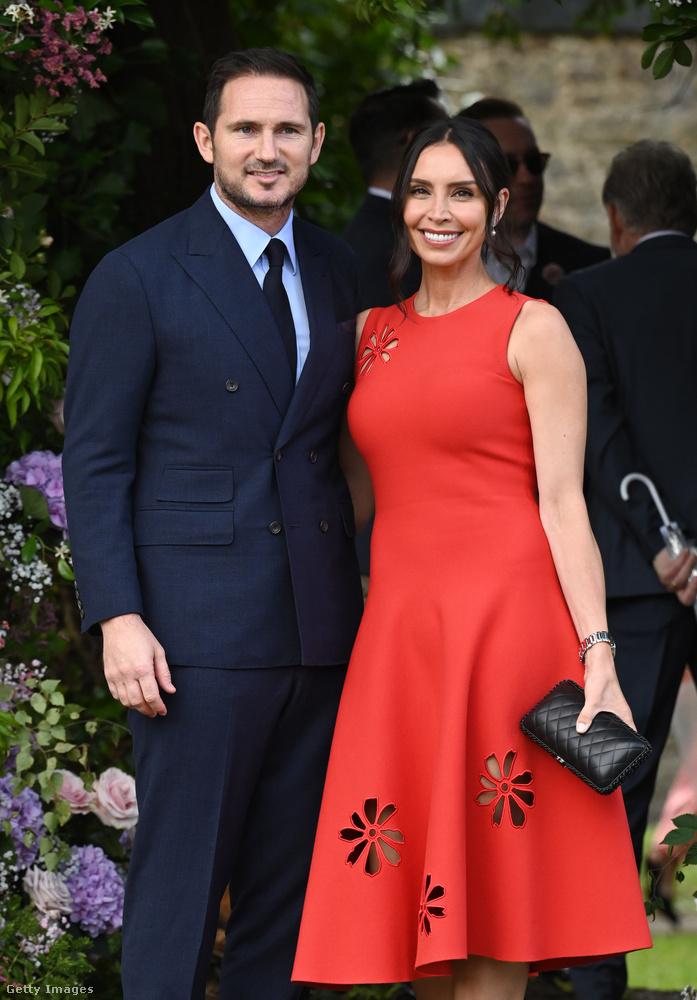 A lista tízedik helyére Christine Lampard műsorvezető került, aki 2015-ben kelt egybe a Chelsea legendájával, Frank Lamparddal